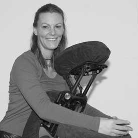 Denise Witte, Chairtime stoelmassage bij bedrijven